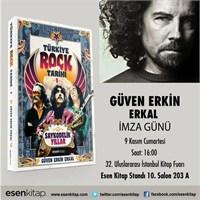 Güven Erkin Erkal, Türkiye Rock Tarihi İmza Günü