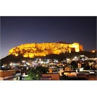 Hindistanın Mavi Şehri Jodhpur