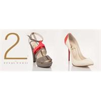 2iki By Sezgi Beşli 2012 Ayakkabı Koleksiyonu