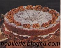Kirazlı Sürpriz Kek