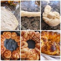 Açma Lezzetinde Ekmek Poğaça Tarifi