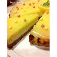 Limonlu Cheesecake Tarifi Endinin Mutfagi