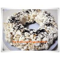 Patlamış Mısır Pastası(Popcorn Pasta)