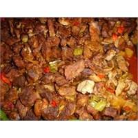Leziz Bolu Orman Kebabı