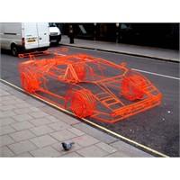 Yollardaki Hayalet Otomobiller