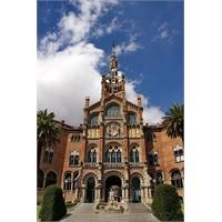 Unesco Listesinden Hospital De Sant Pau