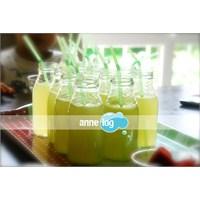 Taze Limon - Gerçek Limonata