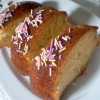 Nefis Sodalı Limonlu Kek