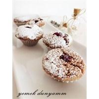 Muffin Kurabiye