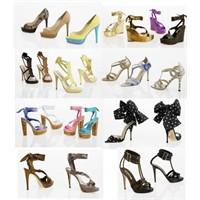 Topuklu Ayakkabı Sorunları !