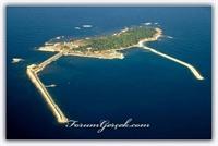 Kefken Adası - Pembe Kayalıklar
