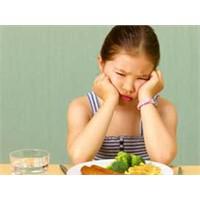 Çocuğunuz Yemek Yemiyorsa