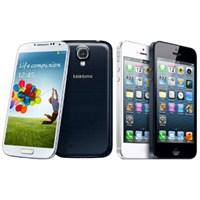 Galaxy S4 Bu Alanda Da İphone 5'i Geçti!