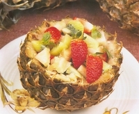 Ananaslı Meyve Tatlısı Tarifi