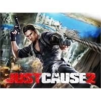Bol Aksiyonlu Bir Oyun: Just Cause 2