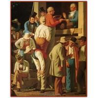 George Caleb Bingham | Amerikalı Ressam