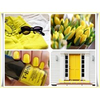 Sarı Rengin Tedavi Etme Özelliği