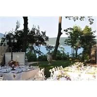 Jardin De France Fransız Bahçelerinde Düğün