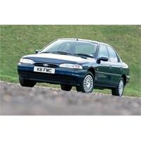 Ford Mondeo 20 Yaşını Devirdi