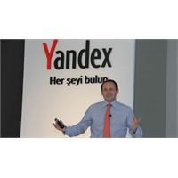 Google Yandex'ten Türkiye'ye Hizmet