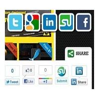 Siteleriniz İçin Sosyal Ağ Eklentisi