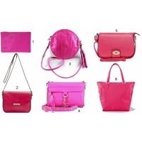 Trend: Parlak Renkli Çantalar
