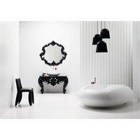 Siyah Ve Beyaz Banyo Koleksiyonu