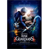 "Dreamworks'den ""Rise Of The Guardians"" Fragmanı"
