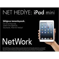 Network Ve İpad Mini İşbirliği