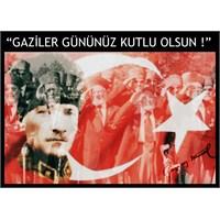 Gazilerimiz! Türk Milleti'nin Onurlu Kahramanları!