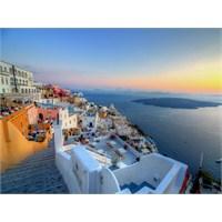 Romantik Çiftlere, Santorini Adası