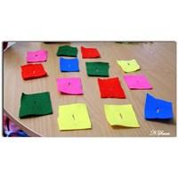 İngilizce Renkleri Öğrenme