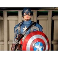 Captain America Müzelik Oldu