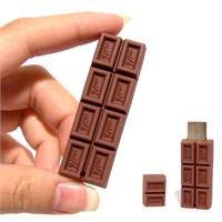 Çikolata Usb Bellek
