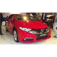 2013 Honda Civic Hb 1.6 İ-dtec