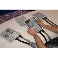 Kağıt Kadar İnce Ve Esnek Bir Tablet: Papertab