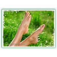 Evde Nasırlı Ayaklarınıza Yapacağınız Pratik Bakım