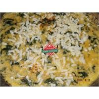 İspanaklı Peynirli Omlet Tarifi