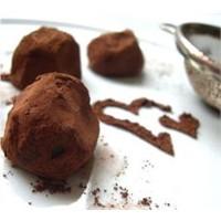 Çikolatalı Trüf