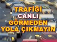 İstanbul Trafiğini Canlı İzle