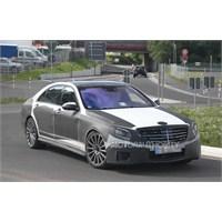 2013 Mercedes S Class Casus Fotoğrafları