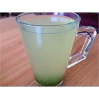 Detoks Zamanı : Maydanozlu Soğuk Çay