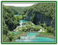 Ulusal Parkı Ve Şelaleleri İle Plitvice Gölleri