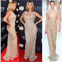 Şık Şıkıdım: Beyonce Ve Elie Saab Elbisesi