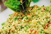 Taze Baharatlı Bulgur Salatası