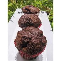 Nutellalı Muffin Kek.....