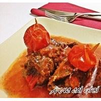 İftar İçin: Mantarlı Biftek Sarma