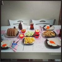 Kahvaltı Sofralarımız