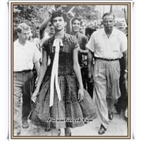 Beyazlarin Okulunda Cesur Bir Kiz - Dorothy Counts