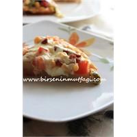 Tavada Patates Pizzası - Birseninmutfagi.Com
